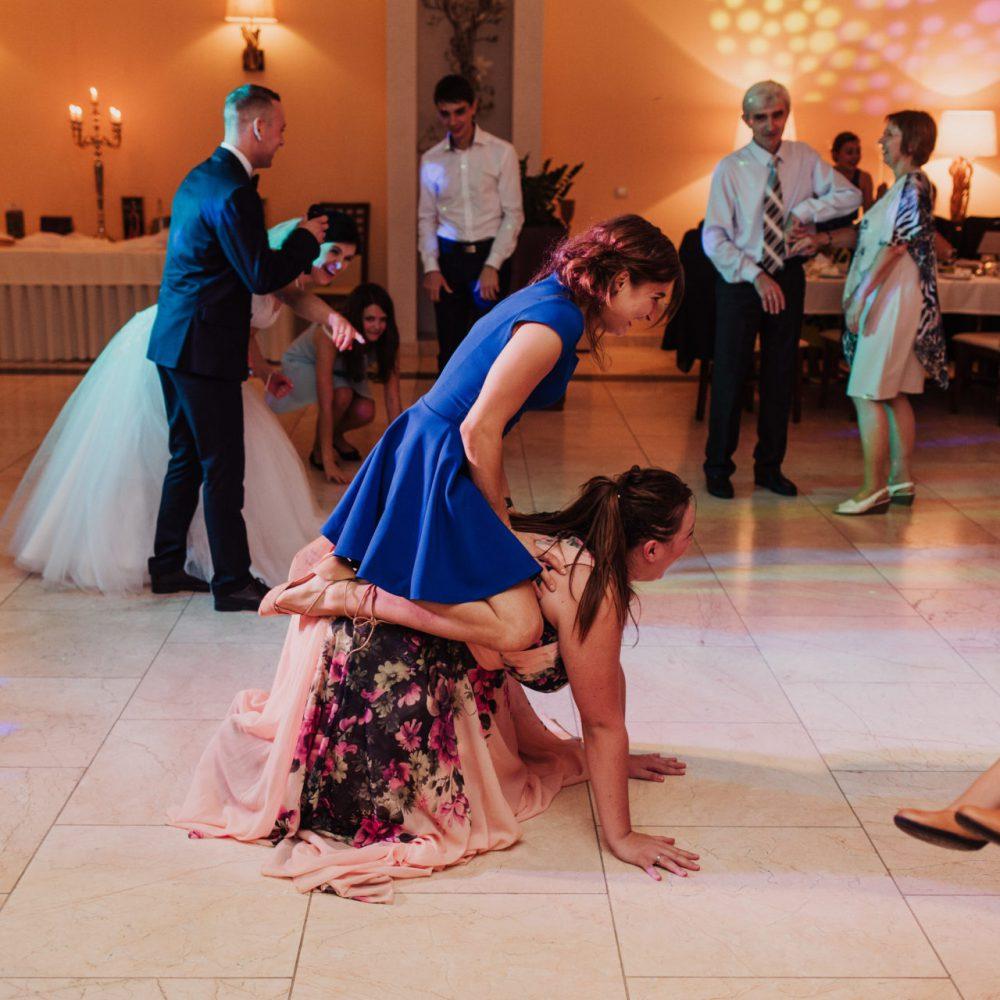 82 najpopularniejsze zabawy na wesele