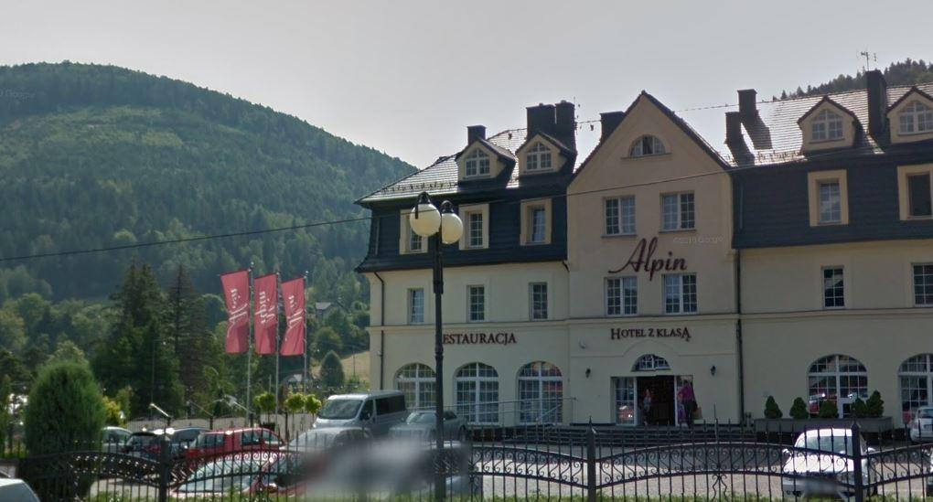 Hotel z klasą ALPIN w szczyrku DJ NA WESELE SZCZYRK DJ LAMA